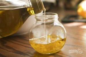 Лимонное масло - фото шаг 3