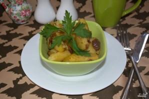 Овощи под соевым соусом - фото шаг 6