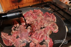 Салат мясной из говядины - фото шаг 4