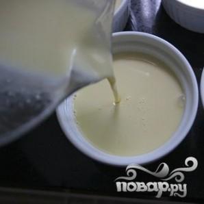 Крем-брюле с лавандой и медом - фото шаг 4