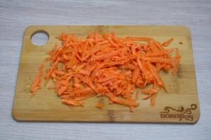 Сырный суп с плавленым сыром - фото шаг 3