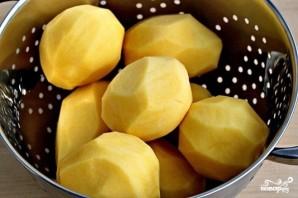 Картофель с брокколи - фото шаг 1