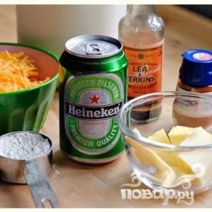 Суп с сыром Чеддер - фото шаг 1