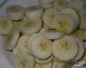 Творожный пирог с бананами - фото шаг 7