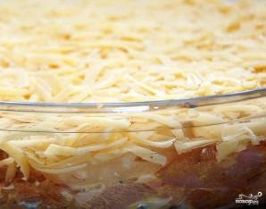Куриная грудка с ананасами и сыром - фото шаг 4
