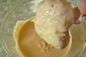 Мясо в сырном кляре   - фото шаг 6