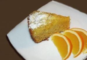Апельсиновый пирог в мультиварке - фото шаг 9