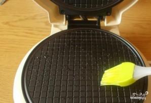 Вафли в вафельнице хрустящие - фото шаг 3