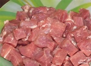 Штрудель с мясом и картошкой - фото шаг 4