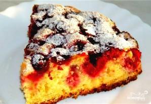 Вишневый десерт - фото шаг 5