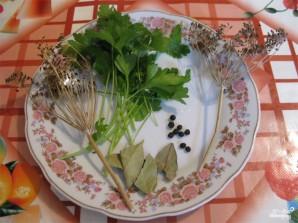 Постный суп с рисом - фото шаг 2