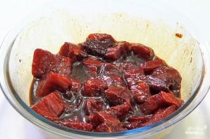 Мясо по-харбински - фото шаг 2
