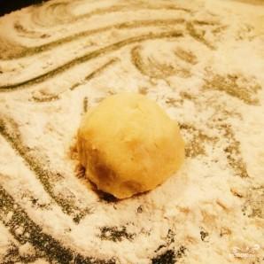 Пирожки с курицей и картошкой - фото шаг 14