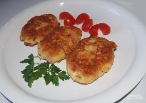 Картофель с ветчиной - фото шаг 7