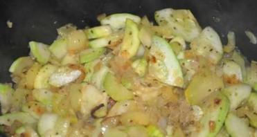 Суп с кабачками и курицей - фото шаг 3