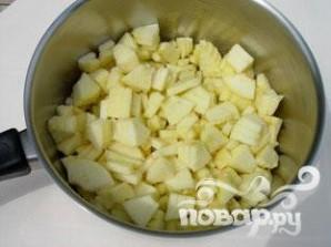 Пюре из яблок - фото шаг 1