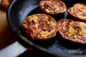 Французские тосты из круассанов - фото шаг 4