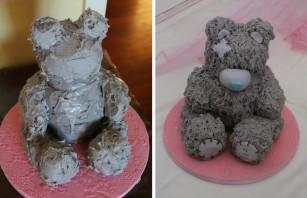 Торт на день рождения мальчику 4 года - фото шаг 6