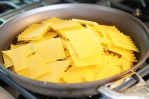 Лазанья на сковороде - фото шаг 3