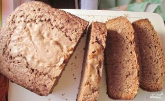 Шоколадный кекс в хлебопечке - фото шаг 3