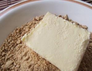 Торт банановый с желатином - фото шаг 2
