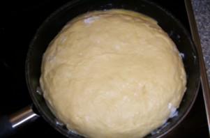 Пирог с мясом на сковороде - фото шаг 6
