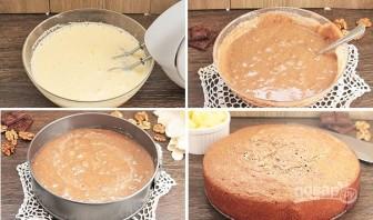 """Торт """"Панчо"""" бисквитный - фото шаг 3"""