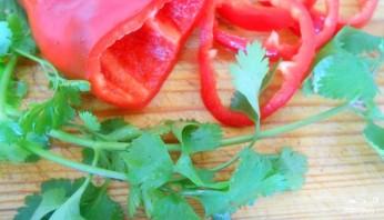 Сербский томатный суп - фото шаг 2