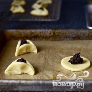 Печенье с маком и изюмом - фото шаг 3