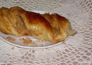 Ореховые булочки на молоке - фото шаг 14
