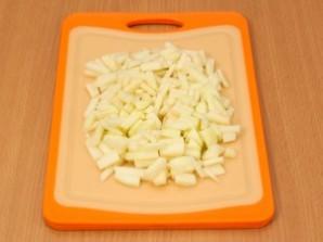 Салат из картофеля и грибов - фото шаг 4