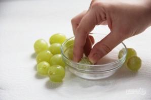 Маринованный виноград - фото шаг 5