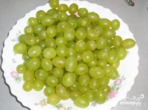 Консервированный виноград - фото шаг 2