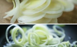 Тыквенный суп-пюре с сыром - фото шаг 3