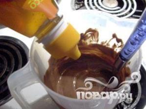 Шоколадные гнёзда на Пасху - фото шаг 3