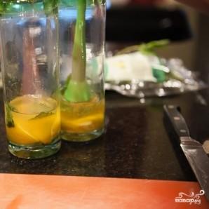 Апельсиновый мохито - фото шаг 3
