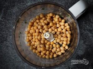 Котлеты из нута с йогуртовым соусом - фото шаг 4