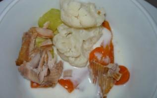 Суфле из рыбы на пару - фото шаг 2