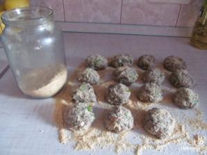 Котлеты грибные - фото шаг 8
