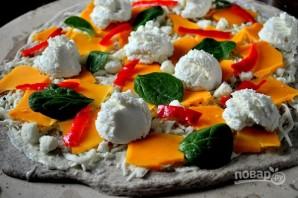 "Пицца ""4 сыра"" - фото шаг 5"