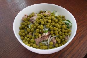 Салат из печени трески (консервированной) - фото шаг 5