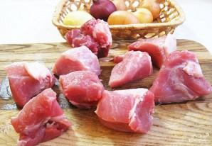 Очень вкусный шашлык из свинины - фото шаг 1