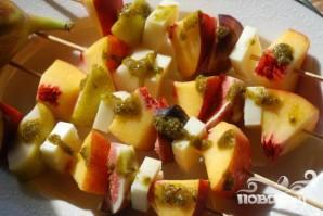 Персиковые шашлыки - фото шаг 4