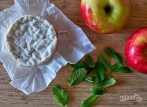 Тарт с яблоками и сыром - фото шаг 5