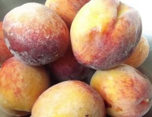 Варенье из персиков по-гречески - фото шаг 1