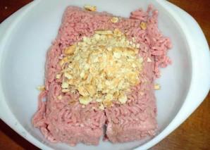Мясной рулет и макароны с сыром - фото шаг 4