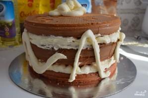 """Торт """"Омбре"""" - фото шаг 1"""