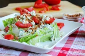 Салат с сыром - фото шаг 5