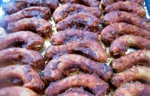 Куриные шейки, запеченные в духовке - фото шаг 5
