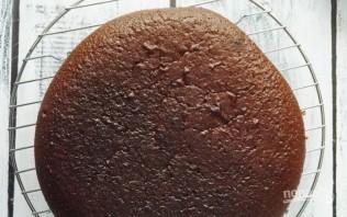 "Торт ""Сникерс"" с карамелью - фото шаг 4"
